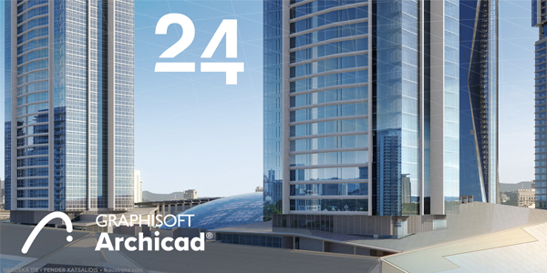 Archicad 24 letöltése